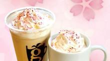 【終売】期間限定サクラホワイトチョコレートモカ