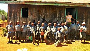 aider les enfants démunis au Kenya