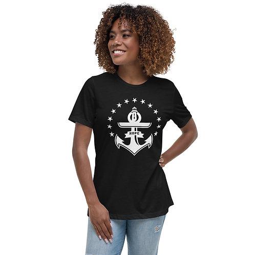 HOPE | Women's Bella+Canvas Relaxed T-Shirt 6400