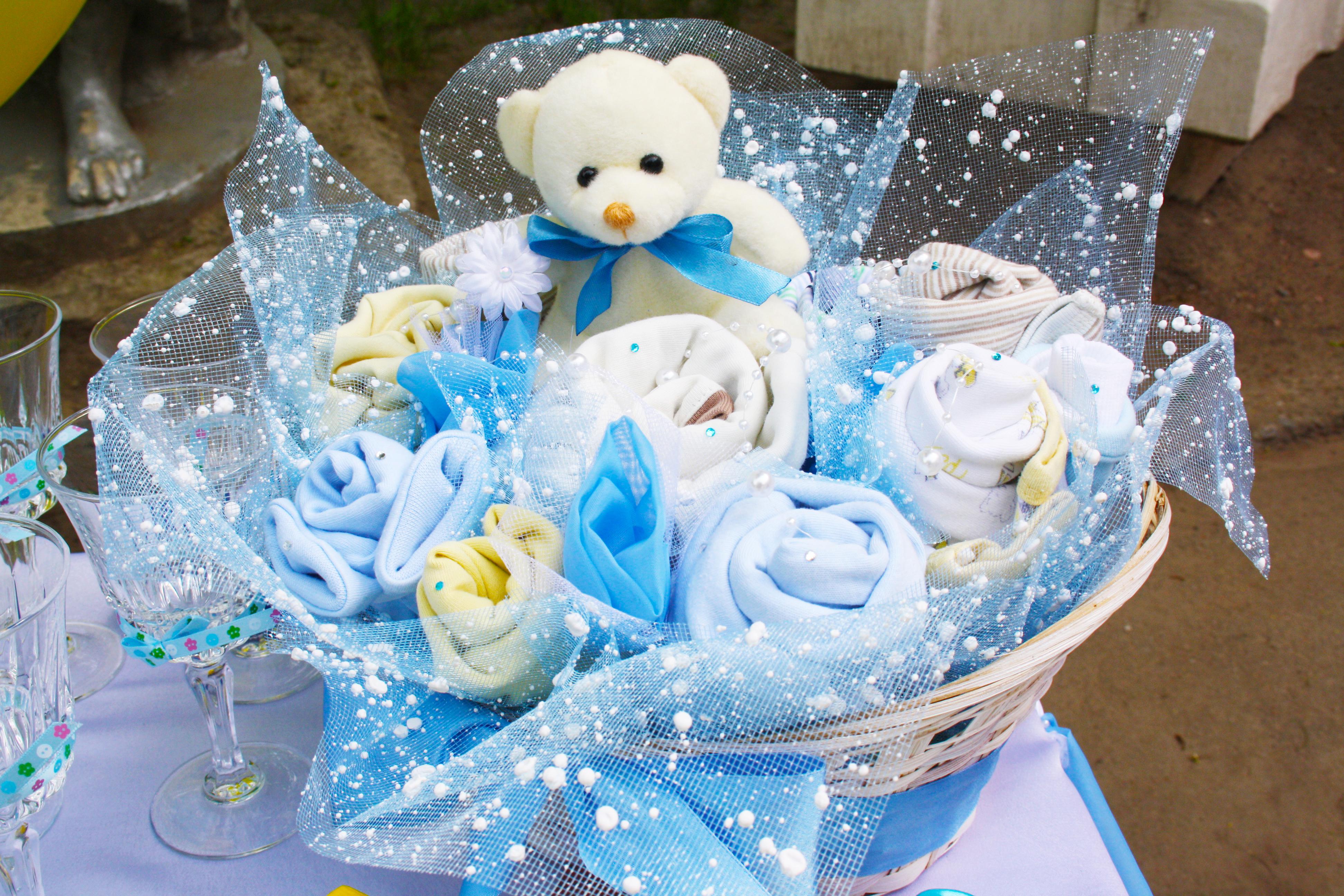 подарки новорожденным, из роддома