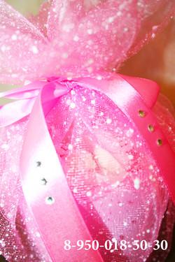 оформление сладких подарков