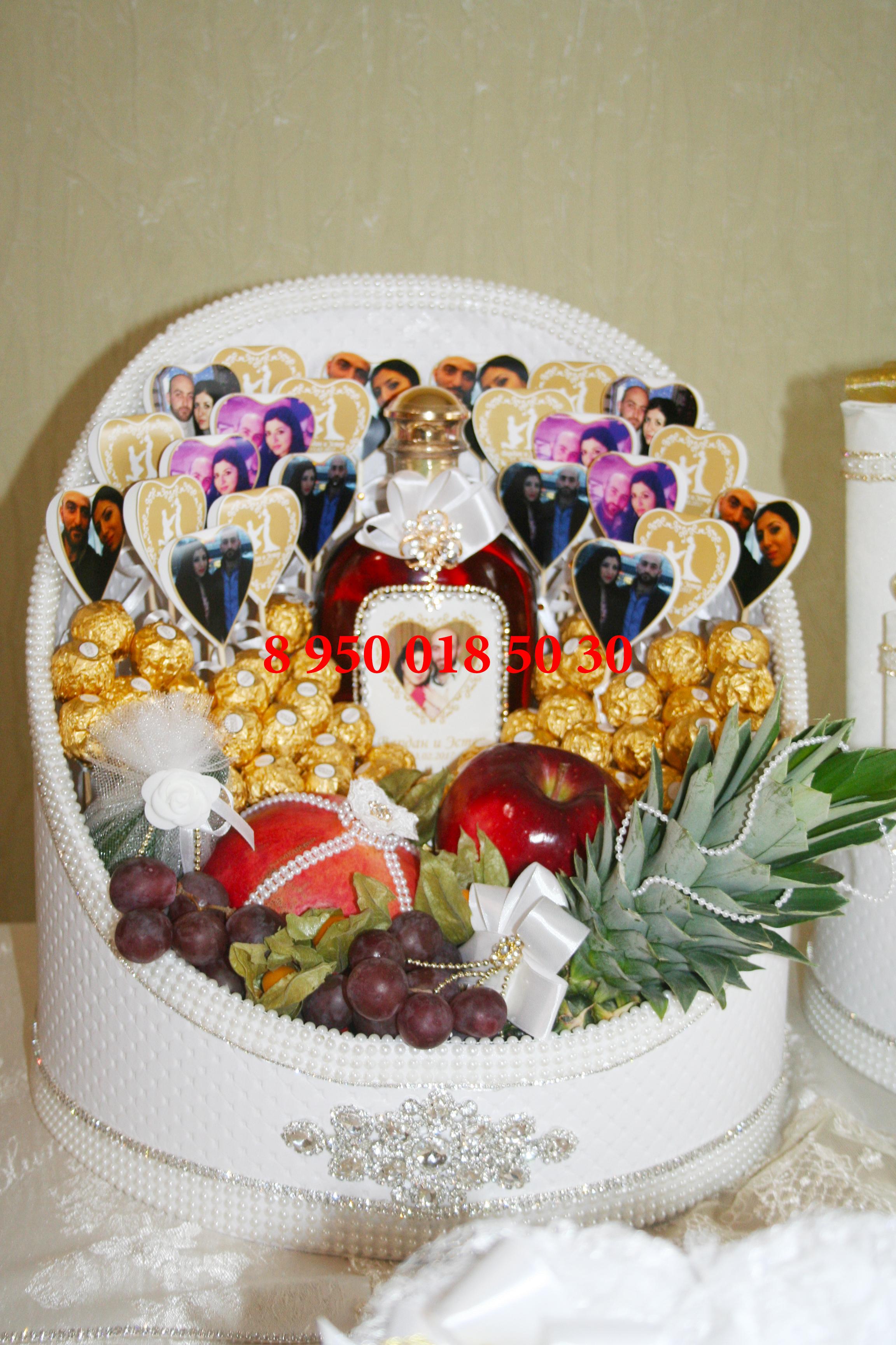 свадебные корзины, таросики