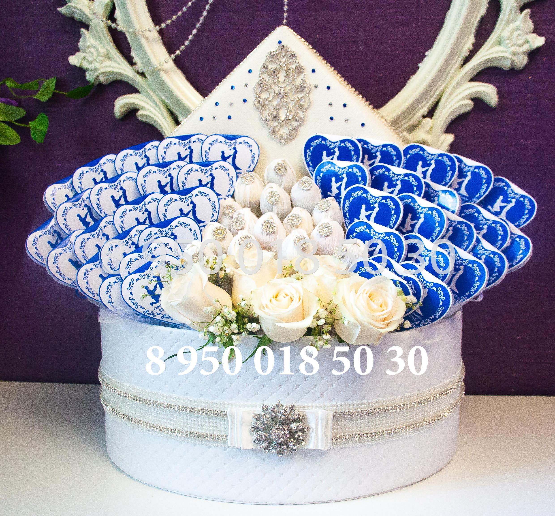 свадебные корзины на прокат