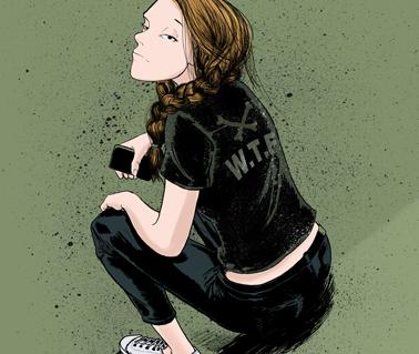 Délicieuse adolescence