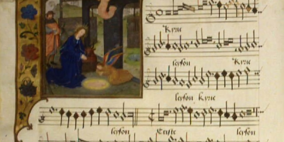 Sacred Anthems of the Renaissance