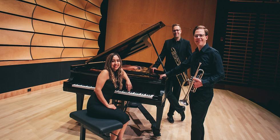 Carnyx Trio in Recital