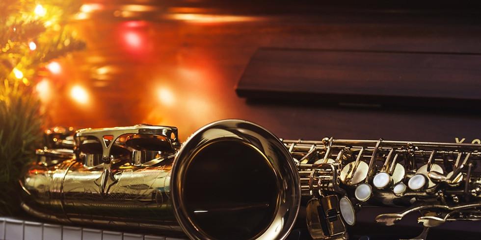 Bédard: Saxophone and Organ