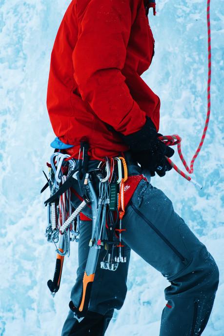 Le CEO et l'alpiniste