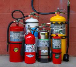 FIRE EXTINGUISHER EQUIPMENT & MAINTENANCE