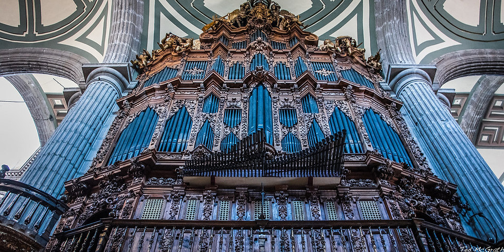 Organ Music for the New World