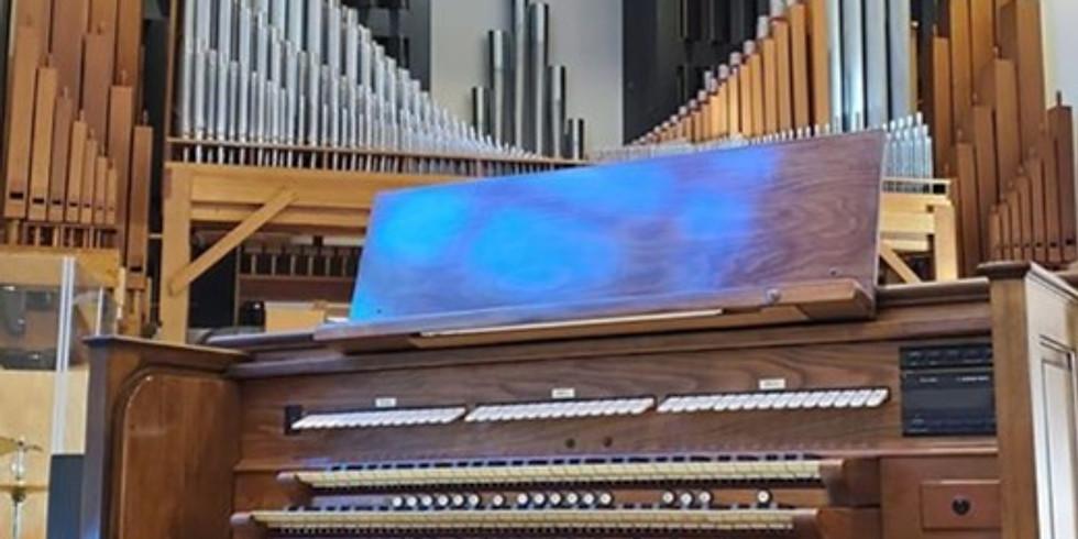 Organ Dedication Concert