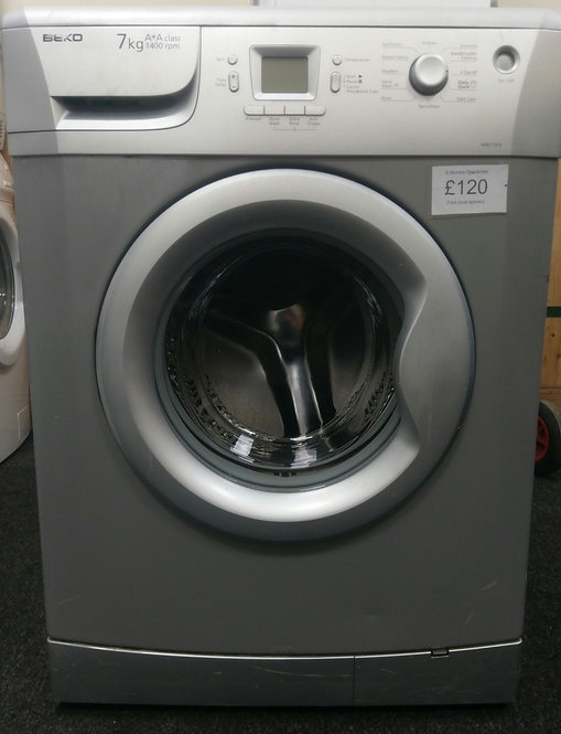 Beko WME7247S 7 kg 1400 spin washing machine