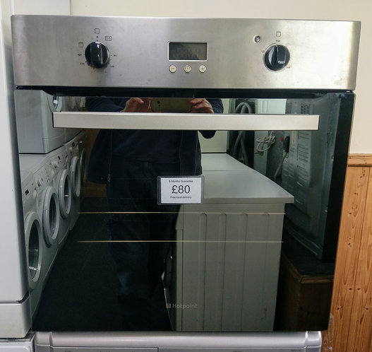 Hotpoint single electric oven