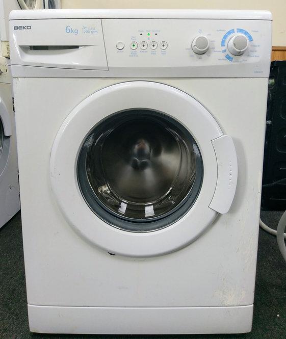 Beko WMC62W washing machine