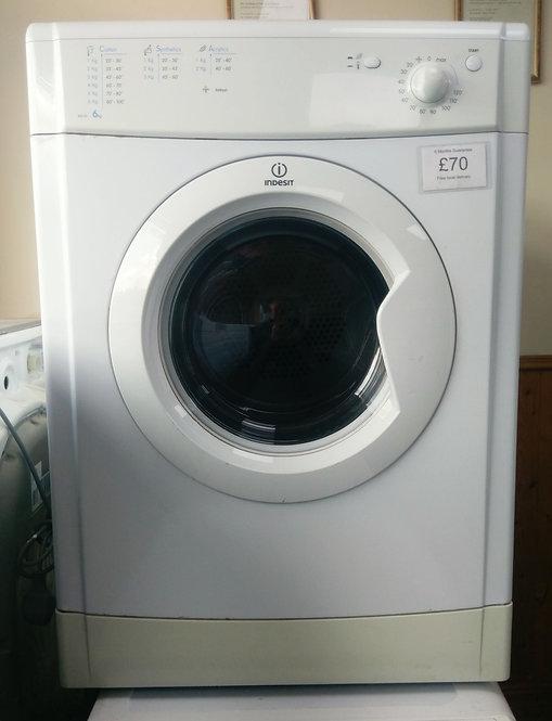 Indesit IDV65 6 kg vented tumble dryer
