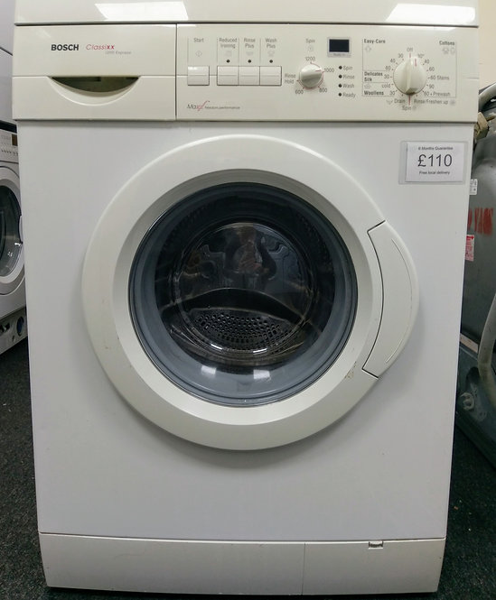 Bosch WFO2466 Washing Machine