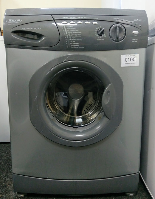 Hotpoint WMS38 6 kg 1200 spin washing machine