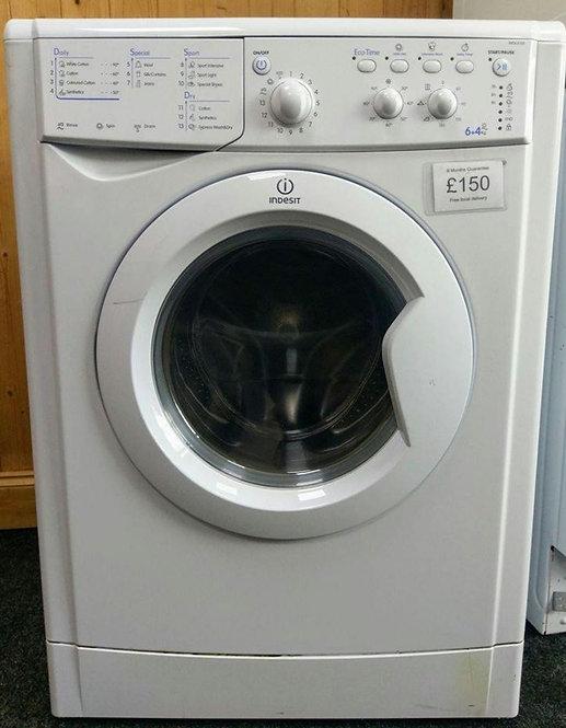 Indesit IWDC6105 Washer Dryer