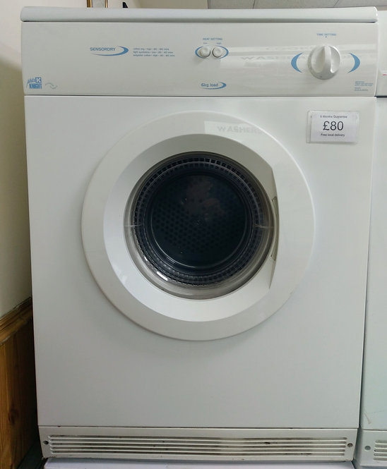 White Knight CL447WV vented tumble dryer