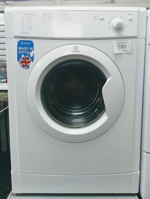 Indesit IDV75 7 kg vented dryer