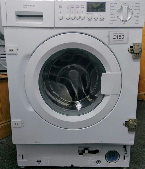 Neff W5440X integrated washing machine