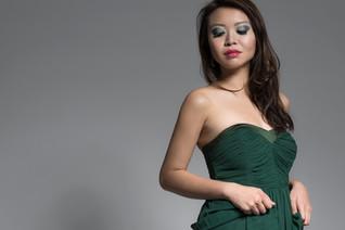 Asian Dramatic Makeup
