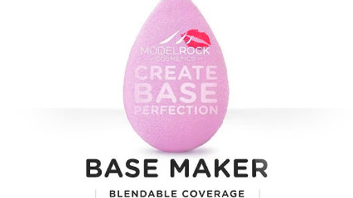 Modelrock Base Maker Pro Sponge - Iced Purple (LATEX FREE)