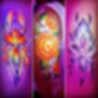 Three arm designs I did for a #batmitzva