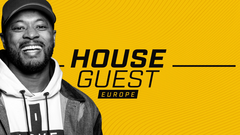 HOUSEGUEST - Entertainment Series