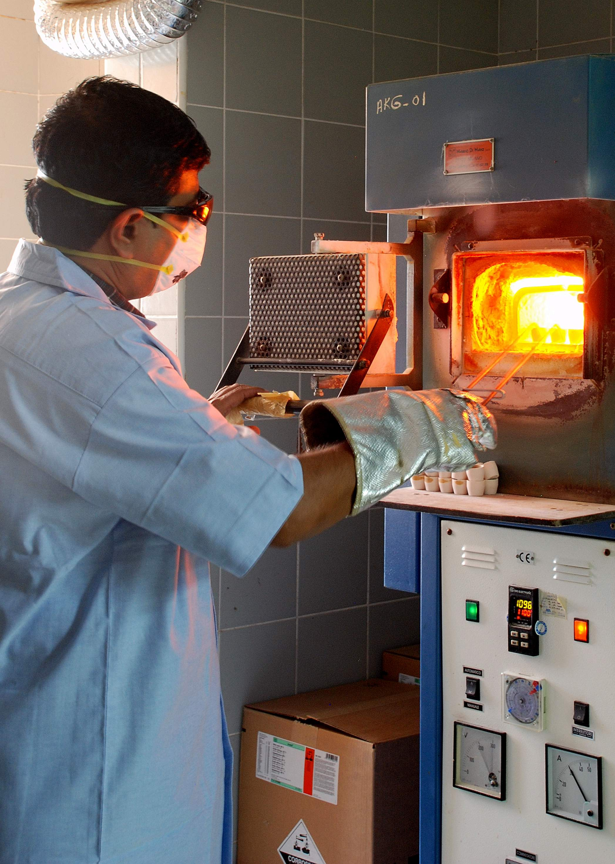 Fire Assay Oven