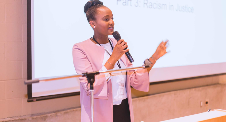 Part III of Racism Talks Series @ Ryerson University: Racism in Justice Systems --- 2019