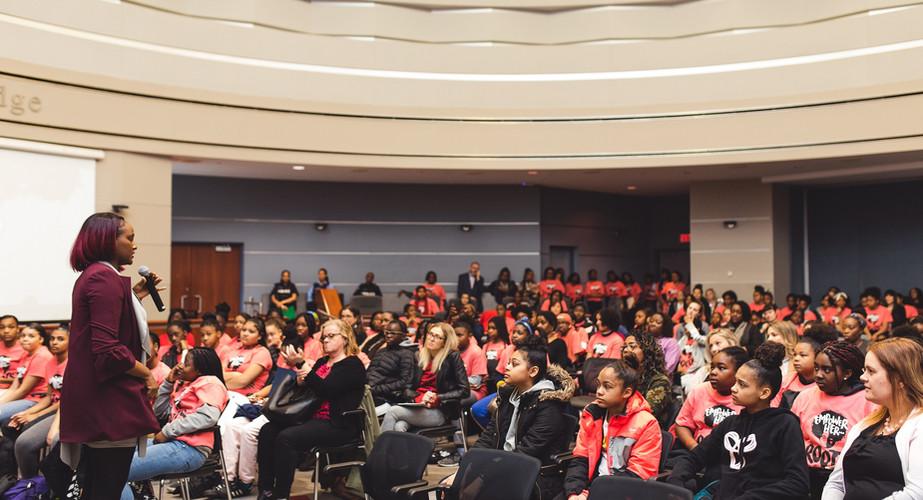 Durham District School Board (DDSB) Empower Her Roots Conference --- 2019