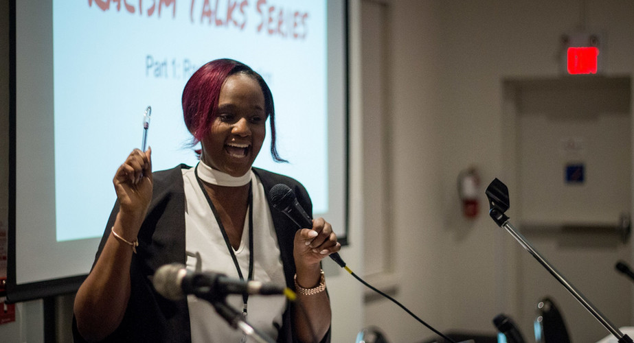 Part I of Racism Talks Series @ Ryerson University --- 2019
