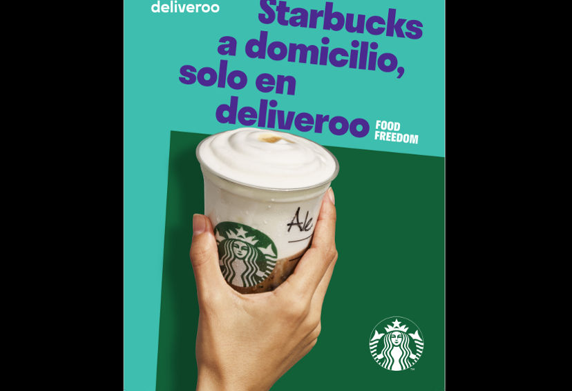 Deliveroo-Starbucks