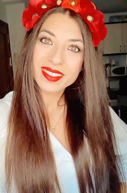 Lidia Peralta 5-Pelo
