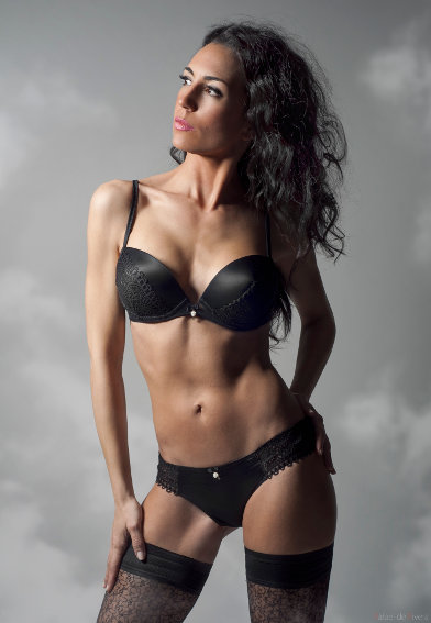 Claudine Ibarra 7-piernas