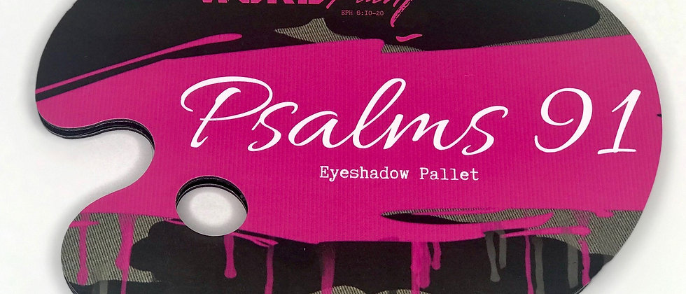 Psalms 91 Eyeshadow Pallet