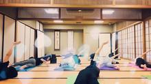 古河市ヨガ♡スペースU古河にてヨガ教室♡