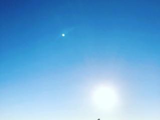 The Sun ♡ 2019年の初日の出