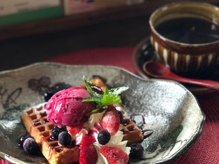 カフェdeヨガ♡座学スタイルでアフタースィーツ&カフェ付き ~古河市 SobaCafeほどほどにて~