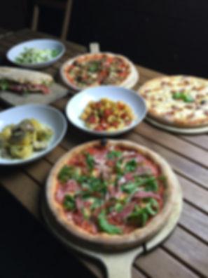 Italian stone  pizza oven in North Acton