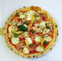order pizza Capricciosa online for West