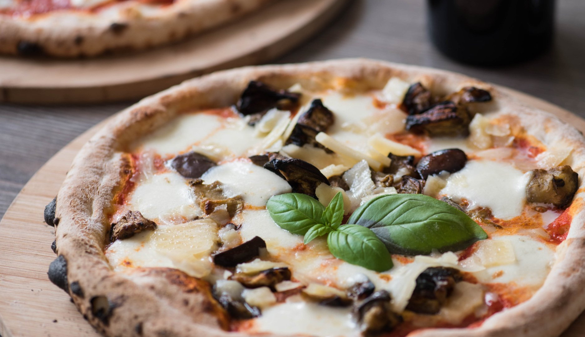 pizza-parmigiana for delivery to you