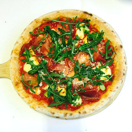 order Pizza Primavera online for your of