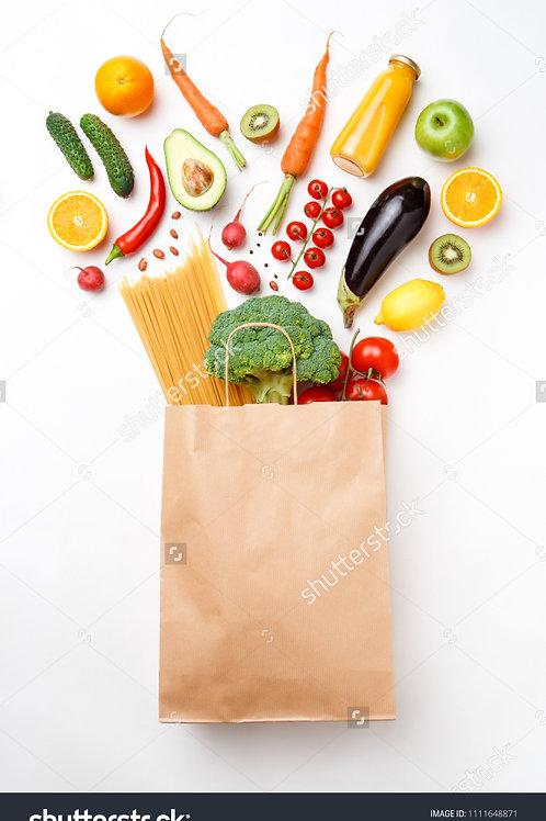Household Bundles Food Parcels serve 1-2
