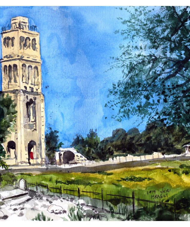 המגדל הלבן - רמלה