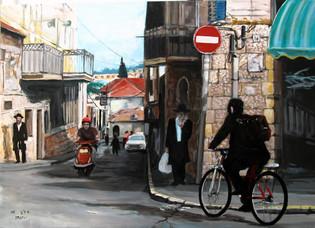 שכונת הבוכרים-ירושליים