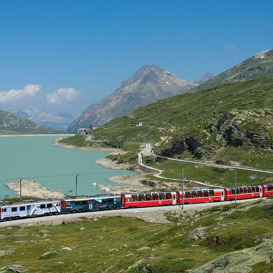 7-Tages-Reise für 14 Personen Oberhammer Schweiz August