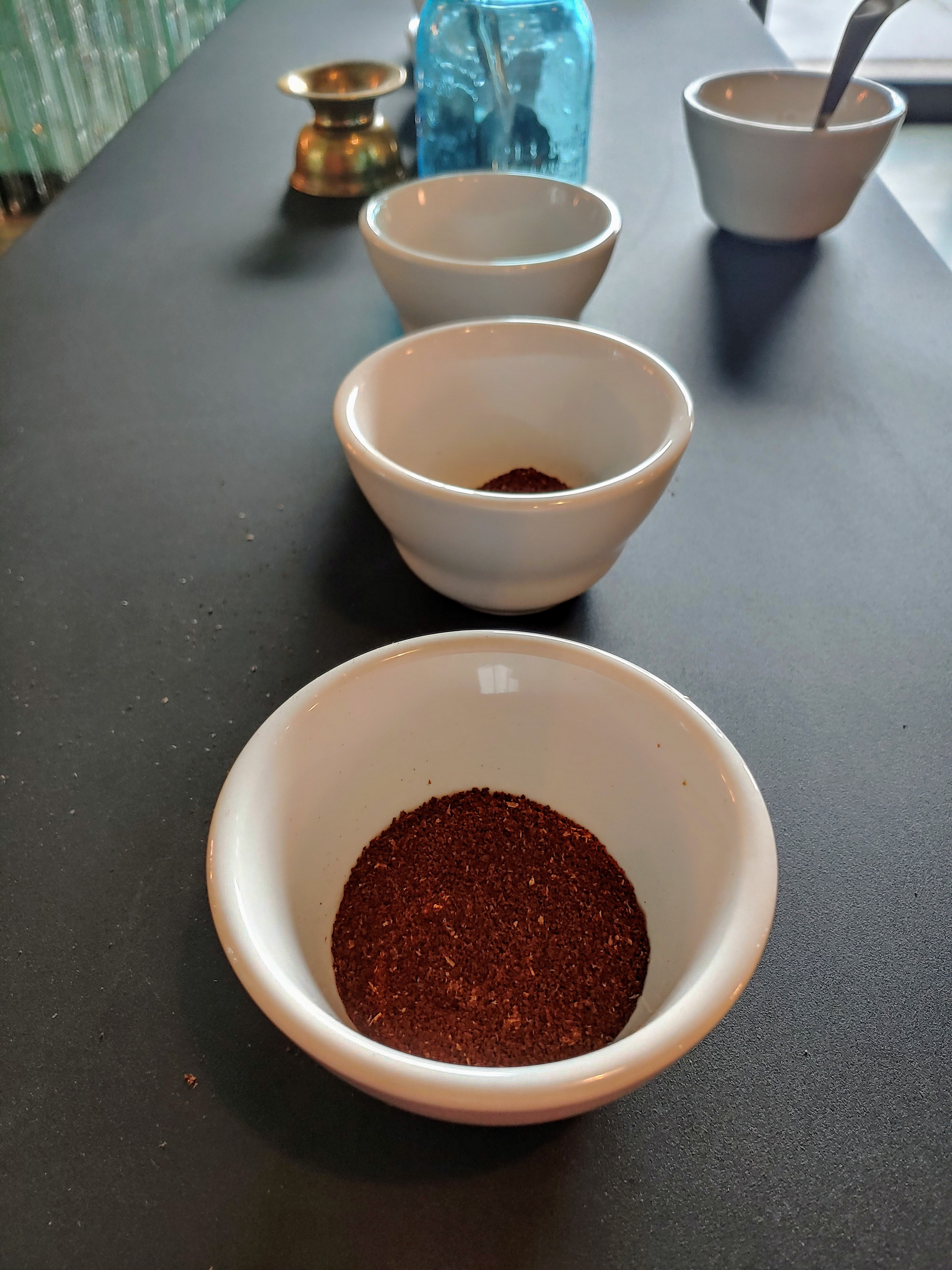 Coffee Tasting & Cupping At Loma