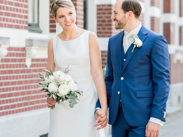 Sophie en Dirk Willem